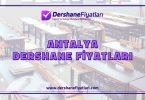 Antalya Dershane Fiyatları - Antalya Etüt Merkezleri - Antalya Dershaneler